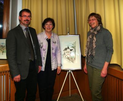 Foto zur Meldung: Röslauer Kulturwoche 2012