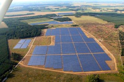 Foto zu Meldung: Solarpark Jännersdorf in Betrieb genommen