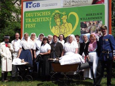 Lübbenau/Spreewald ist Gastgeber für Deutschen Trachtentag 2013