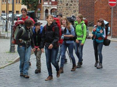 Foto zur Meldung: Bon Camino!