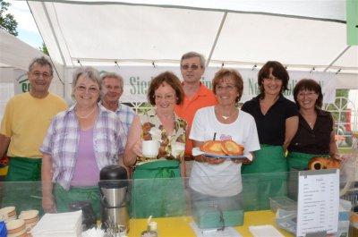"""Foto zur Meldung: Wiedereröffnung: """"Cafe Siedlerbund"""" am 08.07.2012"""