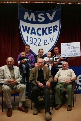 Foto zur Meldung: Jubiläum: 90 Jahre Meyenburger Sportverein Wacker