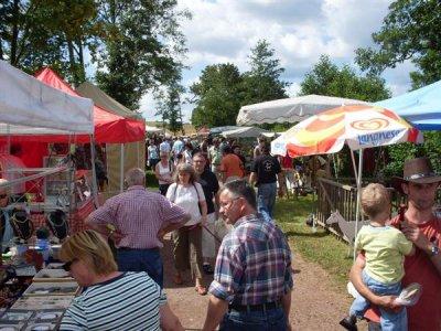 Vorschaubild zur Meldung: Seefest mit Bauern- und Handwerkermarkt in Kell am See