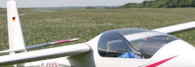 Vorschaubild zur Meldung: Segelflugplatz Kell am See - Gästerundflüge