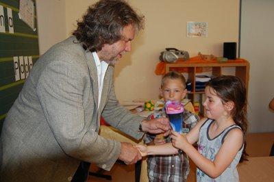 """Foto zur Meldung: Aktion """"Schultüte"""" in der Calauer Grundschule"""