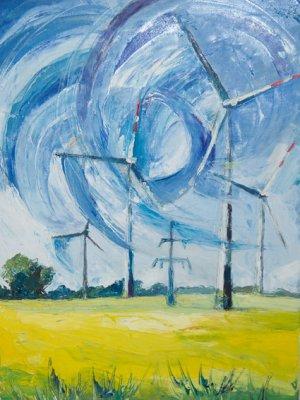 Foto zur Meldung: Windradplanung in der Region