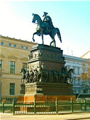 Foto zu Meldung: Ausstellung 300 Jahre Friedrich II.- 200ster Besucher erwartet