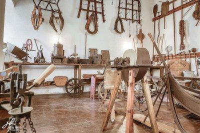 Foto zu Meldung: Neue Bilder vom Heimatmuseum in der Burg Moritzstein