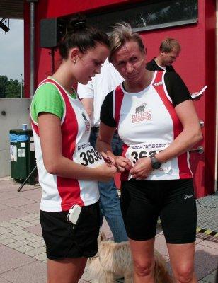 Foto zur Meldung: 10. Frauenlauf in Rostock