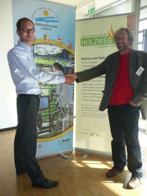 Energieregion Lausitz kooperiert mit der Bioenergieregion Märkisch-Oderland