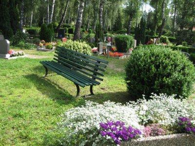Foto zur Meldung: Tag des Friedhofes – Stadt Falkensee lädt zum Rundgang ein