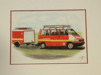 Foto zur Meldung: 75 Jahre Feuerwehr Dichtelbach