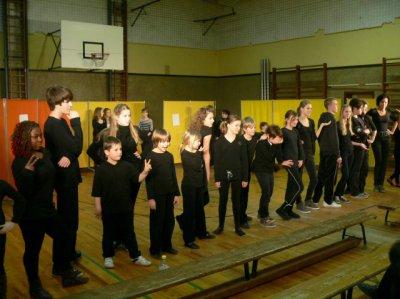 Vorschaubild zur Meldung: 10 Jahre Schauspielschule für Kinder und Jugendliche in Zielitz