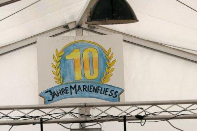 Foto zu Meldung: 10 Jahre Gemeinde Marienfließ