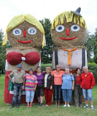 Foto zu Meldung: Beerfelder Erntefest – 8. September 2012
