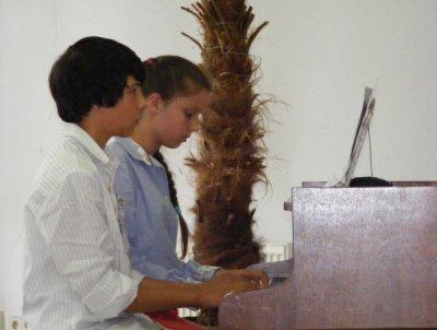 Vorschaubild zur Meldung:                Neues Kursangebot an der Kreismusikschule