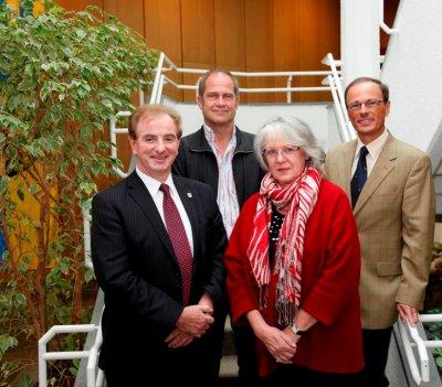 Foto zu Meldung: Seniorensicherheitsbeauftragte für Steinbach
