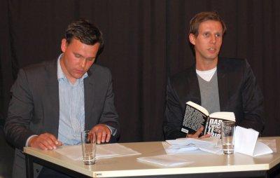 Foto zur Meldung: Eröffnung der Integrationswoche mit Lesung zum Zwickauer Terror-Trio