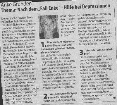 Tragischer Tod von Robert Enke