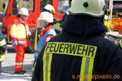 Foto zur Meldung: 6. Berliner Firefighter Combat Challenge