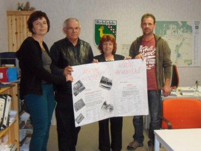 Foto zu Meldung: Spielplatz für Rehfelde-Dorf gefordert