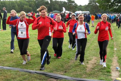 Foto zur Meldung: 6.Ostsee Staffel-Marathon 2012