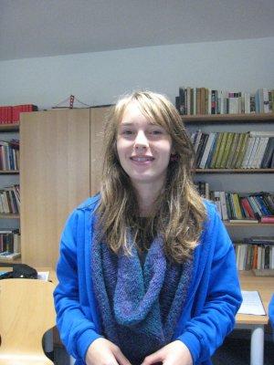 Foto zur Meldung: Neue Schülersprecherin gewählt