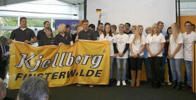 OSL-Azubis nehmen erfolgreich an Jugendolympiade teil