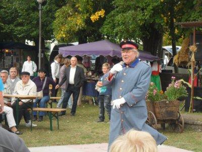 Foto zu Meldung: Das 5. Erntedankfest in Rehfelde-Dorf - eine Nachlese