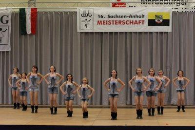 Foto zur Meldung: Erste Teilnahme der Juniorfunken an der Sachsen-Anhalt Meisterschaft