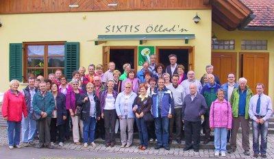 Foto zur Meldung: SGN in der Südsteiermark
