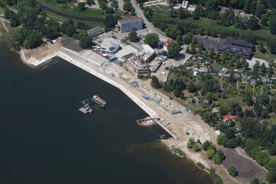 Europaweiter Wettbewerb für Fahrgastschifffahrt im Lausitzer Seenland startet