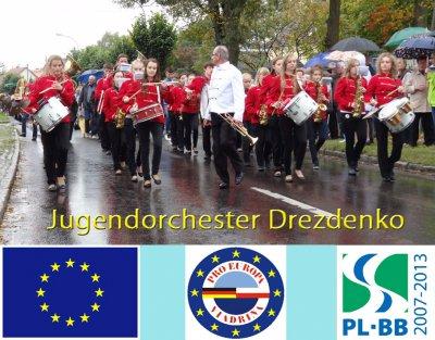 Foto zu Meldung: Dank aus Zinndorf