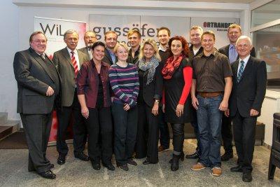 Sechs Gründer und Unternehmer für die Preise des LEX 2012 nominiert