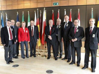 Foto zur Meldung: Meine Reise zum Committee of the Regions
