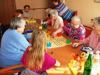 Foto zur Meldung: Spielenachmittag