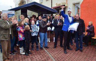 """Foto zur Meldung: Zum 25. Mal heißt es """"Günthersdorf helau!"""""""