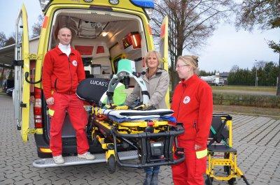 Rettungsdienst im Landkreis OSL für alle Herausforderungen gerüstet