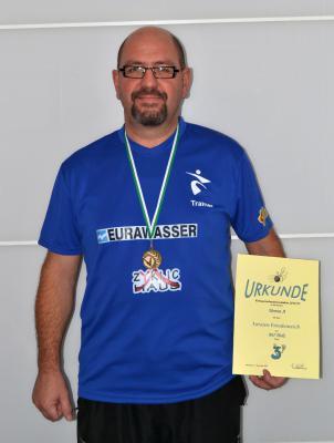 Foto zur Meldung: Kreiseinzelmeisterschaft der Herren des Kegel- Vereins, vom SC Laage in Neukloster