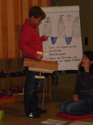 Bild der Meldung: Zur Forscherfahrt im Jugendbildungszentrum Blossin