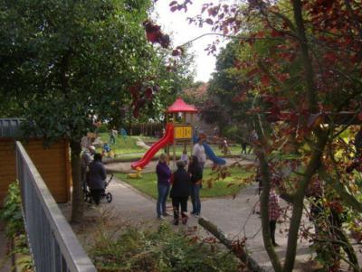 Vorschaubild zur Meldung: Neugestaltung des grossen Spielplatzes
