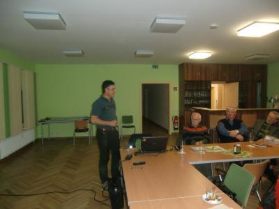 Foto zu Meldung: Rehfelder Gespräche zum Erholungswert des Waldes