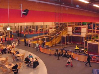 Foto zur Meldung: Kinderparken im Mr Scandis Funpark