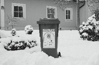 Foto zur Meldung: Wenn's dem Abfall fröstelt