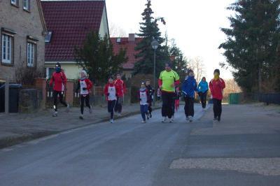 Foto zur Meldung: 5.OSPA-Stadtlauf in Laage
