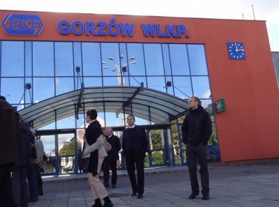 Foto zur Meldung: Kürzere Fahrzeit nach Gorzow Wlkp