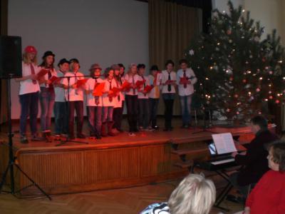 Foto zur Meldung: Gemeindeweihnachtsfeier
