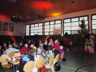 Foto zur Meldung: Seniorenweihnachtsfeier in Groß Köris