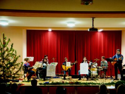 Foto zur Meldung: Schülerkonzert