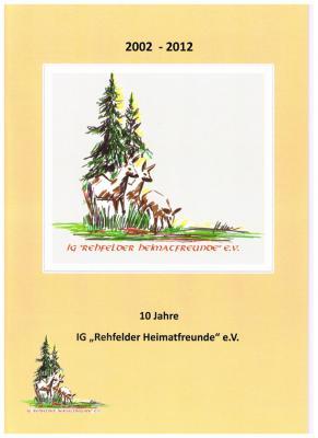 Foto zu Meldung: Kleine Chronik des Heimatvereins